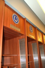Colts Lockers (indyjrob) Tags: indianapolis locker indianapoliscolts lucasoilstadium indyorg