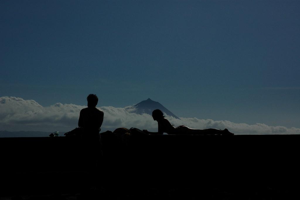 Pico (vista de S. Jorge)