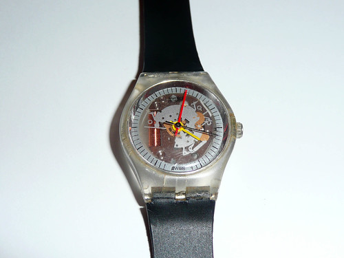 Counterfeit Swatch by Laura Moncur from Flickr