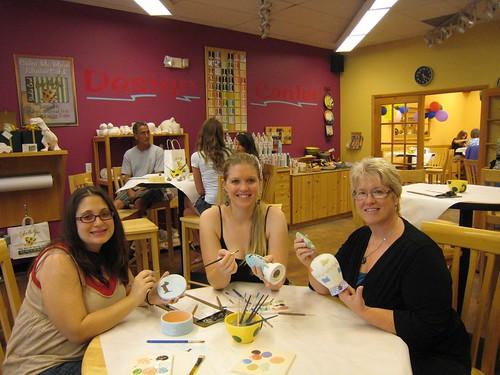 Karen, Lissa, & Mom Z