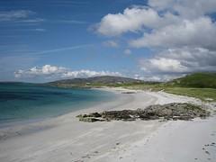 Eriskay beach