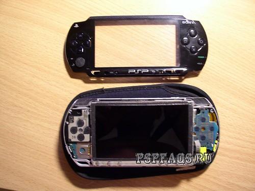 Разбираем PSP до такого
