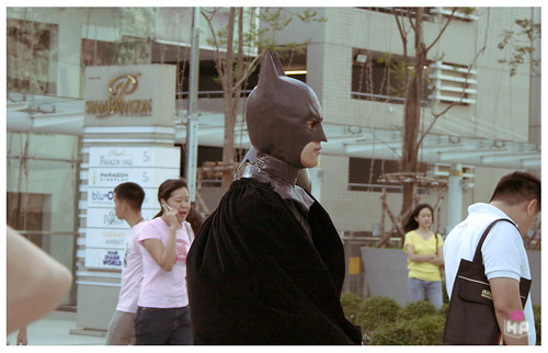 thai cosplay batman