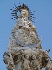 A nuestra Señora del Valle (kupfernikel) Tags: del andalucía valle mosaico virgen ecija