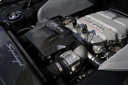 Тюнинг Audi R8 от MTM Фото салон