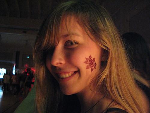 COM Airbrush Tattoos / Temporary