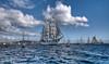 Tall Ships Falmouth 2008 (_ justintheframe_) Tags: boats nikon cornwall harbour ships falmouth flickrmeet tallships gettyimages cornish d40x tallshipscornwallmeet