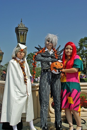 Disney Halloween 2008-09