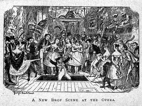 17- Un nuevo descenso en la escena de la opera