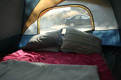 Tent Land!