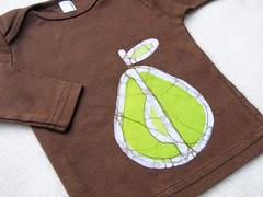 Green Pear Tee