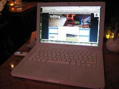Fonic Surfstick am MacBook