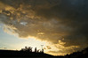 i think there's a storm coming in (poopoorama) Tags: sunset sky clouds washington nikon sigma freeway i90 bellevue printme d300 1850mmf28exmacrohsm
