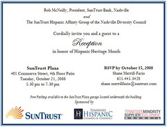 SunTrust Reception