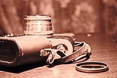 (Old friend) (citx) Tags: camera old film friend soviet filmcamera distance fed comrade ussr measurement fed3     3