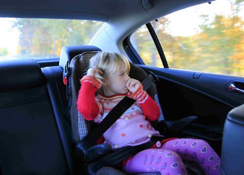 Bezbednost dece u autosedištu