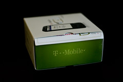 Google Android T-Mobile G1 Phone Unboxing - -3