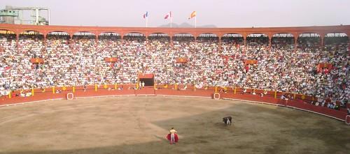 Plaza de Acho llena 2007
