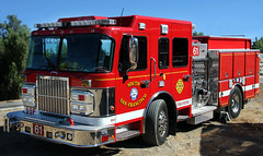 South San Francisco Engine 61 (Code20Photog) Tags: fire team engine brushfire apparatus sesnon strikesesnon
