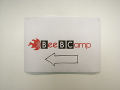 BeeBCamp this way