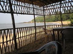 OM Beach Gokarna- 110 K.M from Goa (bajpaisanjeev) Tags: coastal konkan