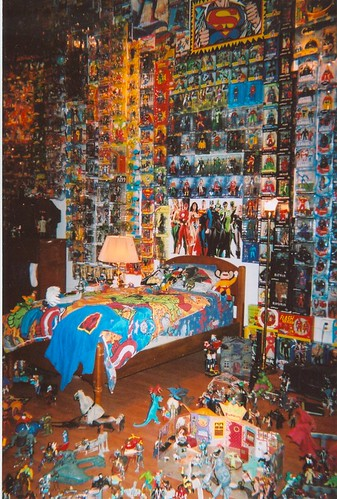 Action Figure Room