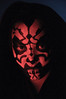 darth maul closeup (poopoorama) Tags: party halloween washington starwars costume nikon sigma christine lightsaber kirkland sith darthmaul d300 1850mmf28exmacrohsm