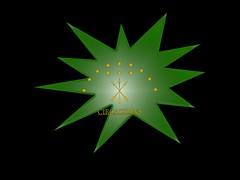 adiga flag 2 (kadir_demirhan) Tags: flag caucasus circassian kafkas adige adiga erkez erkes kabardey