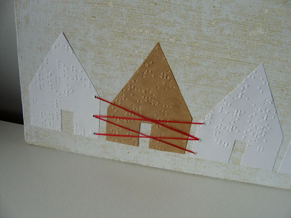 mend: homes (detail)