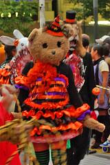Halloween bear Kawasaki Halloween 2008 34