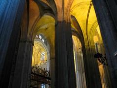 Cathedral (Graça Vargas) Tags: españa canon sevilla spain cathedral ph227 graçavargas ©2008graçavargasallrightsreserved 3604210109