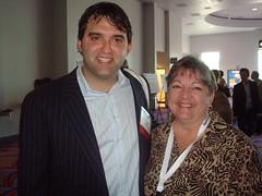Andrew Beckman & Cindy Turrietta