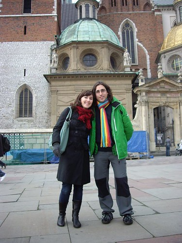 Monika and Tejo