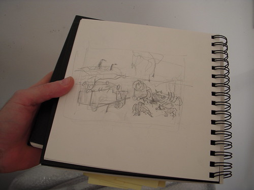thumbnail sketch for abundance
