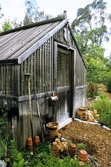 Lathe House (Debra Prinzing) Tags: pottingshed lathehouse