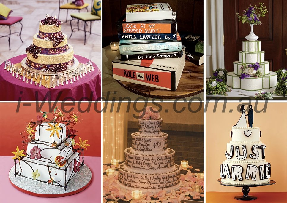 iLoveThese Wonderfully Unique Cakes 2