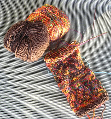 Norwegian Mittens started