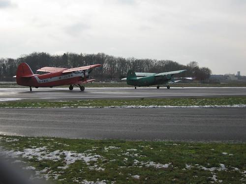 Flughafen Tempelhof: Die letzten drei Flieger
