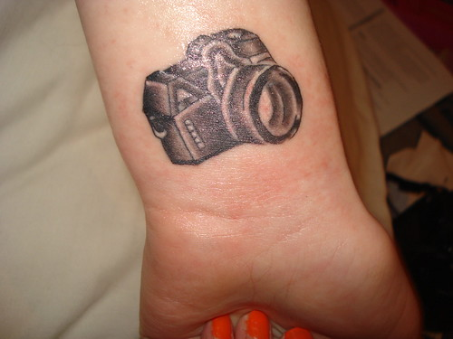 Camera Tattoo Ideas