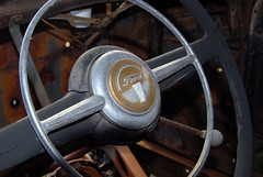 Ford Steering Wheel (dr_marvel) Tags: auto ford car houston steeringwheel houstontexas