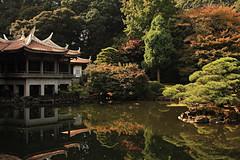China in Japan (roybuloy) Tags: reflexions soe shinjukugyoen shinjukupark abigfave goldstaraward jediphotographer dragondaggerphoto