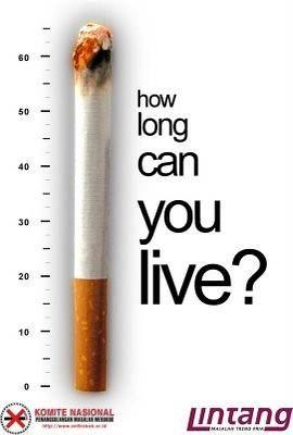 анти сигаретная реклама