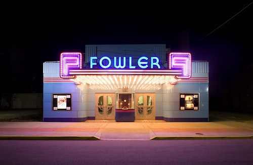 The Fowler Theatre