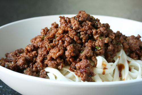 Zha Ziang Mian (Chinese Spaghetti)