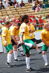Team Australia (southafricadoc) Tags: southafrica football soccer australia melbourne capetown victoria match hiphop worldcup musicvideo streetsoccer futball homelessworldcup demetriuswren christinaghubril