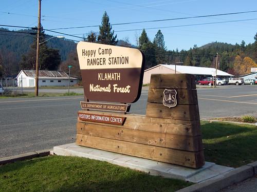 Happy Camp Ranger Station