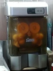 The Orange Juice Machine