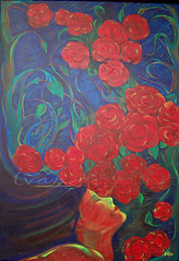 roses (Ivan Tirado) Tags: art fine paintings