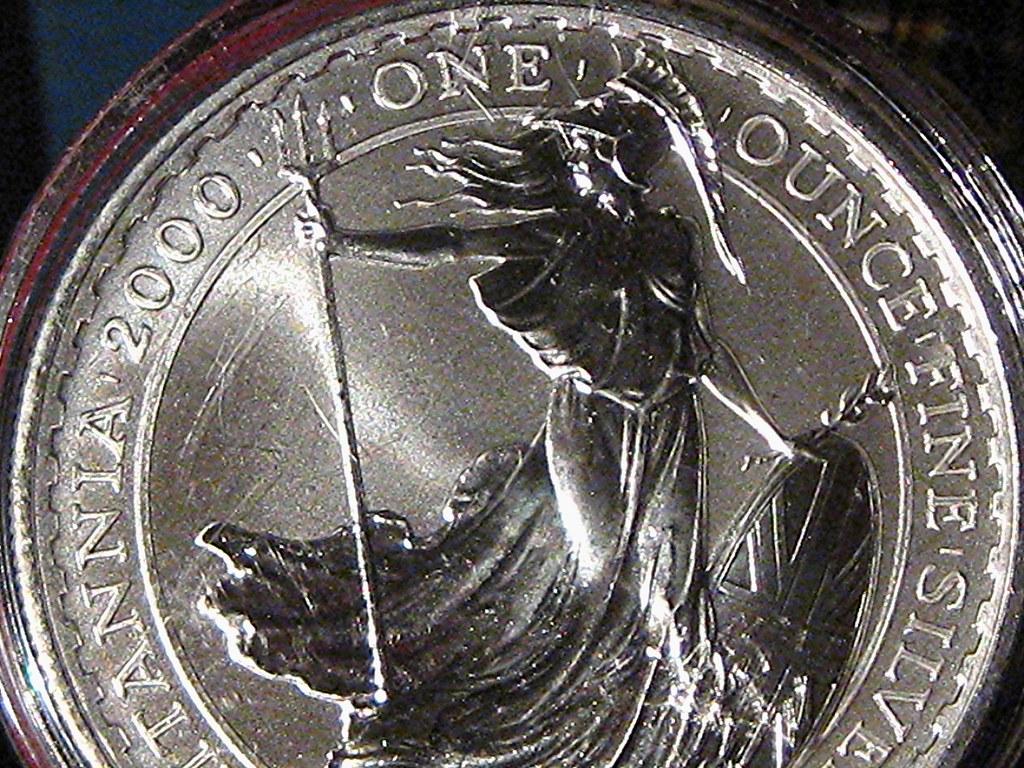 British Christmas silver VI