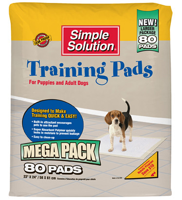 Simple Solution® Training Pads